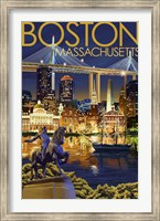 Boston Massachusetts Paul Revere Fine-Art Print