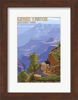 Grand Canyon Bright Nigel Trail Fine-Art Print