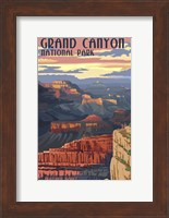 Grand Canyon Park Mather Point Fine-Art Print