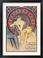 La Plume Fine-Art Print