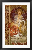 Guide Officiel Fine-Art Print