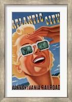 Atlantic City Sunglasses Fine-Art Print