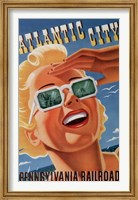 Atlantic City Sunglasses Fine-Art Print