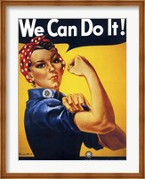 We Can Do It Fine-Art Print
