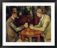 The Card Players Fine-Art Print