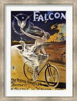 Falcon Bicycle Fine-Art Print