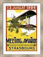 Strasbourg Aviation Fine-Art Print