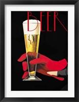 Red Glove Beer Fine-Art Print