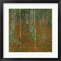 Buchenwald (Beech Trees), 1903 Fine-Art Print