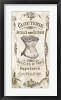 Signes Francais III Fine-Art Print