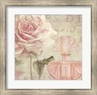 Parfum de Roses I Fine-Art Print