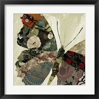Butterfly Brocade III Fine-Art Print