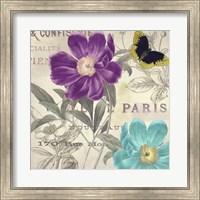 Petals of Paris II Fine-Art Print