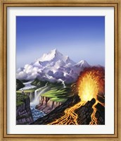 Earth Montage Fine-Art Print