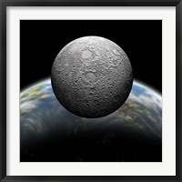 Cratered Moon Fine-Art Print