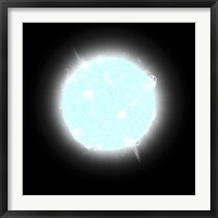 Blue Dwarf Star Fine-Art Print