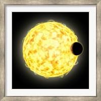 Massive Planet Fine-Art Print