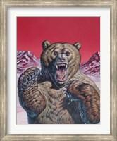 Cave Bear Fine-Art Print