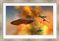 German Messerschmitt 262's Fine-Art Print