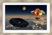 UFO Sightings Fine-Art Print