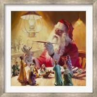 Santa More Than Toys Fine-Art Print