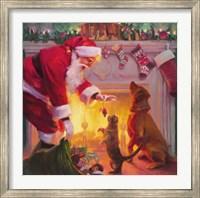 Santa Something For Everyone Fine-Art Print