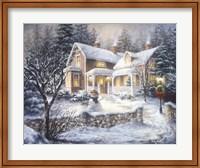 Winter's Welcome Fine-Art Print