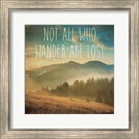 Wander II Fine-Art Print