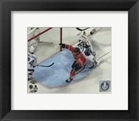Duncan Keith Goal Game 6 of the 2015 Stanley Cup Finals Fine-Art Print