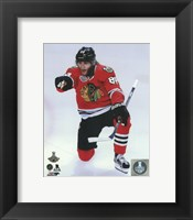 Patrick Kane Goal Celebration Game 6 of the 2015 Stanley Cup Finals Fine-Art Print