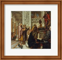 Christ Among the Doctors Fine-Art Print