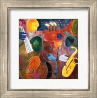 Jazz Messenger Fine-Art Print