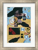 Untitled (Hip Hop Abstract) Fine-Art Print