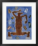 Untitled (Dancer with Glasses) Fine-Art Print