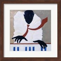 Untitled (Piano Player) Fine-Art Print