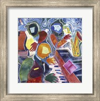 Jazz Messenger II Fine-Art Print