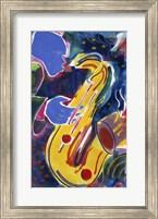 Hot Sax Fine-Art Print