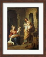 The Holy Family Fine-Art Print
