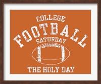 College Football Fine-Art Print