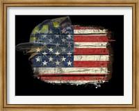 Flag Helmet Fine-Art Print