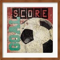 Goal Fine-Art Print