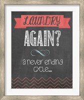 Laundry Again Fine-Art Print