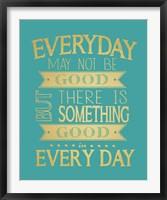 Gold Everyday Fine-Art Print