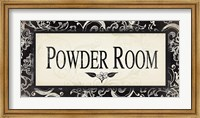 Powder Room Fine-Art Print