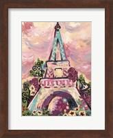 Lumiere De La Ville Fine-Art Print