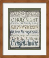 Oh Holy Night Fine-Art Print