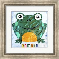 Ribbit The Frog Fine-Art Print