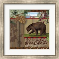 Rustic Retreat I Fine-Art Print