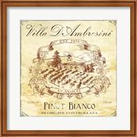 Wine Cellar I Fine-Art Print