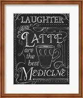 Laughter & Latte Fine-Art Print